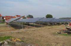 Pozemní instalace - Letkovice