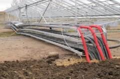 Pozemní instalace - Vranovice